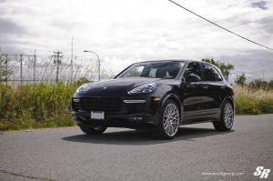 Porsche Cayenne GTS by SR Auto Group on PUR Wheels (FL25) 2019 года