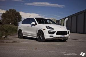 2019 Porsche Cayenne GTS by SR Auto Group on PUR Wheels (RS37)