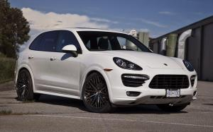 Porsche Cayenne GTS by SR Auto Group on PUR Wheels (RS37) 2019 года
