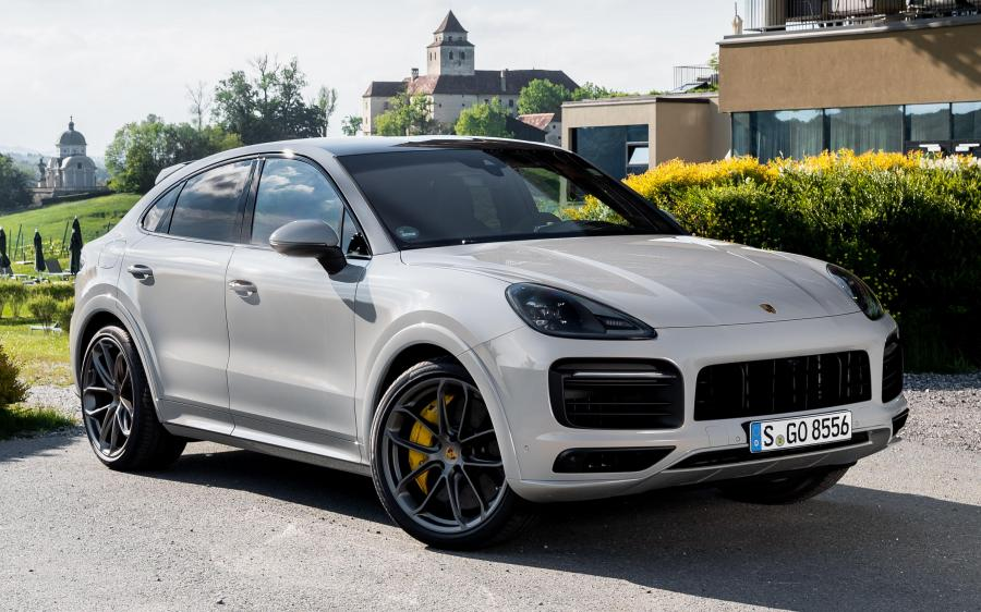2019 Porsche Cayenne S Coupe SportDesign Package (WW)