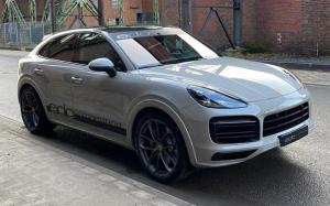 Porsche Cayenne S Coupe by Edo Competition 2019 года