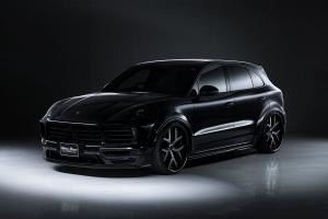 2019 Porsche Cayenne Sports Line Black Bison Edition by Wald
