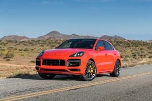 2019 Porsche Cayenne Turbo Coupe