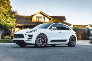 Porsche Macan GTS on HRE Wheels (S200) 2019 года