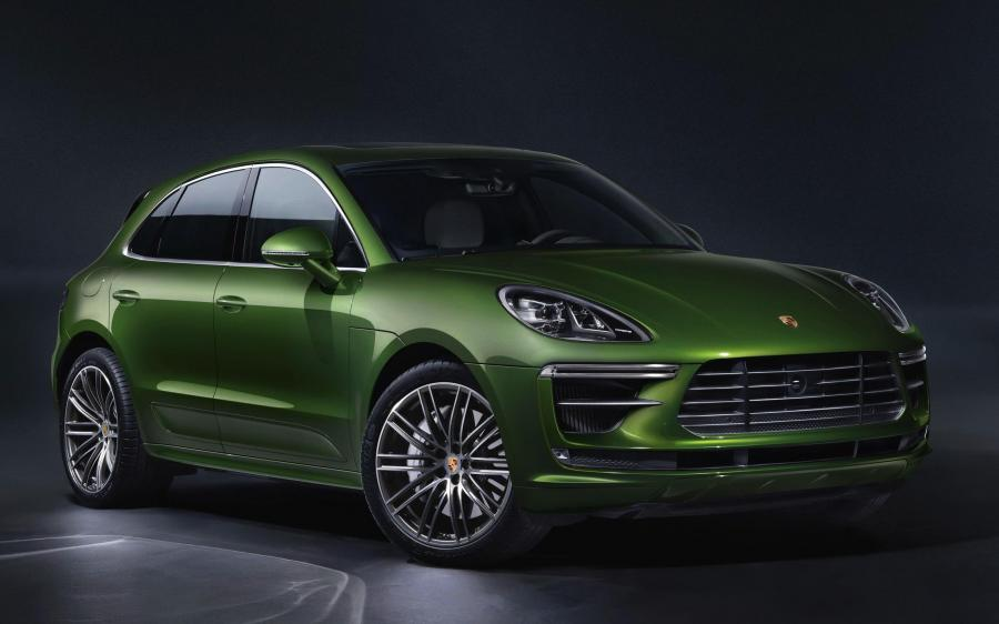 2019 Porsche Macan Turbo (WW)