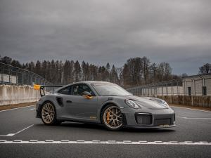 Porsche 911 GT2 RS by Edo Competition 2020 года