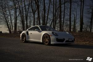 2020 Porsche 911 Turbo by SR Auto Group on PUR Wheels (PUR LX10)