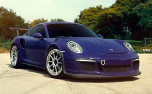 Porsche 911 GT3 RS by TR3 Performance on ADV.1 Wheels (ADV10 TRACK SPEC CS) 2020 года