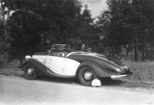 1936 Praga Lady Roadster by Uhlik