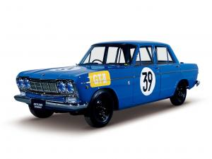 1964 Prince Skyline 2000GT Race Car
