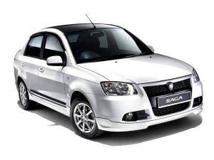 2010 Proton Saga 25th Anniversary Edition