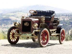 REO Model B Runabout 1906 года