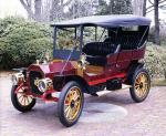 REO Two Cylinder 20/22 HP Touring 1909 года
