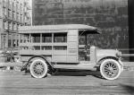 REO Speed Wagon Ambulance 1921 года