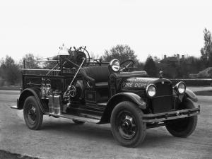 1922 REO Speed Wagon Firetruck