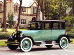 REO Model 6T Brougham 1923 года