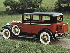 1929 REO Flying Cloud Master Sport Sedan