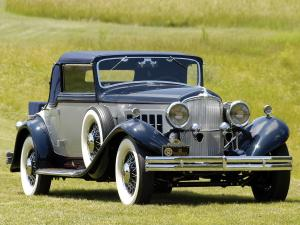REO Royale Convertible Coupe 1931 года