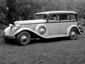 1932 REO Royale Sedan