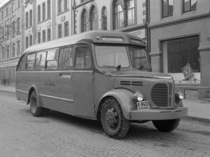 REO Speed Wagon Buss 1949 года