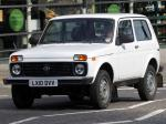 Lada 4x4 Export Edition 2010 года