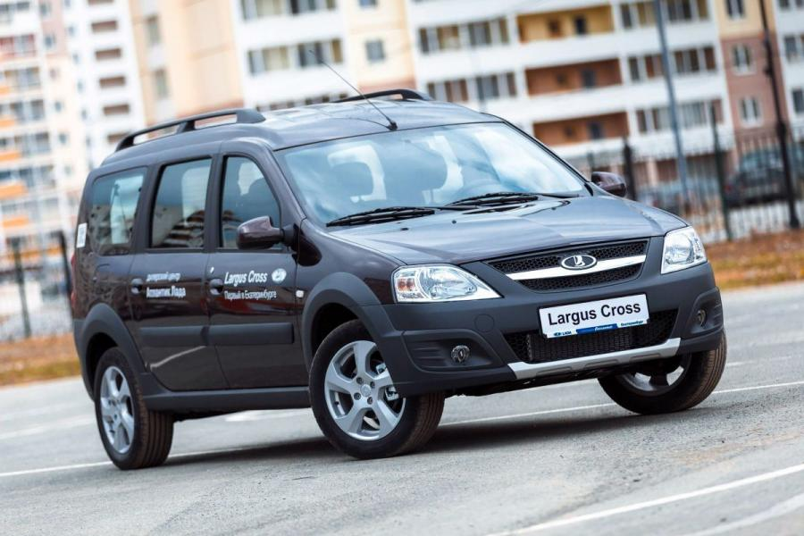 Lada Largus Cross (RS0) '2014