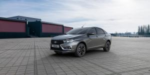2016 Lada Vesta Exclusive