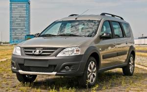Lada Largus Cross Quest (RS0) '2020