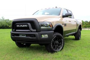 2018 Ram 2500 Truck Power Wagon Mojave Sand Edition