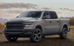2019 Ram 1500 Built to Serve