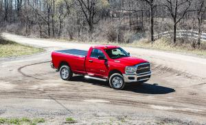 2019 Ram 2500 Tradesman Regular Cab Chrome Appearance Package