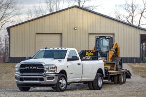 2019 Ram 3500 Tradesman Regular Cab Chrome Appearance Package Dually