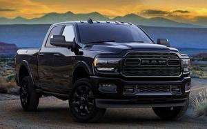 Ram 2500 Heavy Duty Limited Black Edition 2020 года