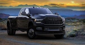 Ram 3500 Heavy Duty Limited Black Edition 2020 года