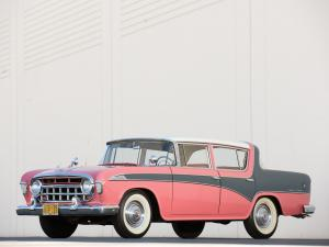 Rambler Custom 4-Door Sedan 1956 года