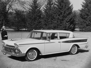 1959 Rambler Six Super Sedan