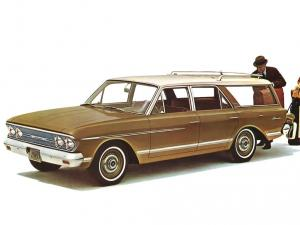 1963 Rambler Ambassador 880 Cross Country