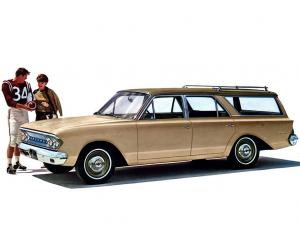 1963 Rambler Classic 550 Cross Country