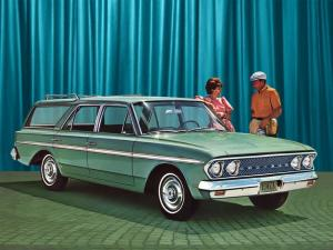 Rambler Classic 770 Cross Country 1963 года