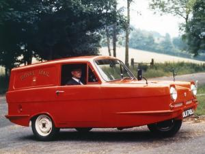 1968 Reliant Regal 3/30 Supervan III