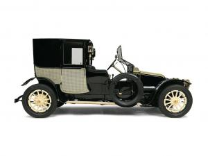 1913 Renault Type DP 22/24 CV Town Car by Muhlbacher