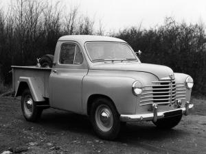 Renault Colorale Pickup 1950 года