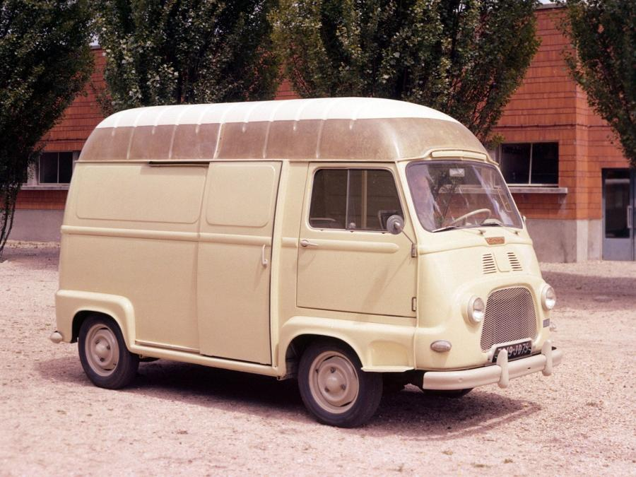 Renault Estafette Van High Roof '1959