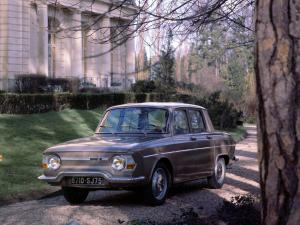 Renault 10 1965 года