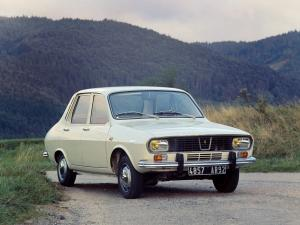 Renault 12 TL 1969 года