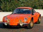 Renault Alpine A110 1600S Group 4 1970 года
