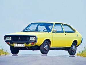Renault 15 TS 1971 года