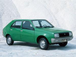 Renault 14 TL 1976 года
