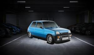1982 Renault 5 Alpine Turbo