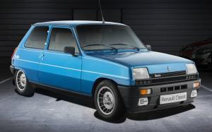 Renault 5 Alpine Turbo 1982 года